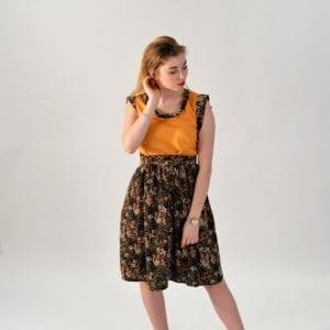 La robe Corne
